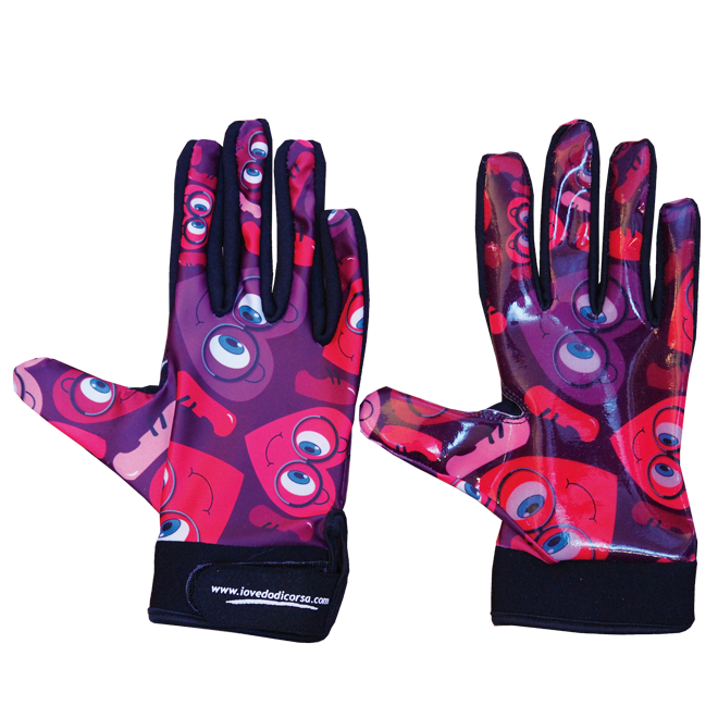 Cosmo Gloves Pink